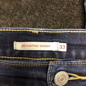 Levi's Jeans - Levi's 311 shaping skinny size 33